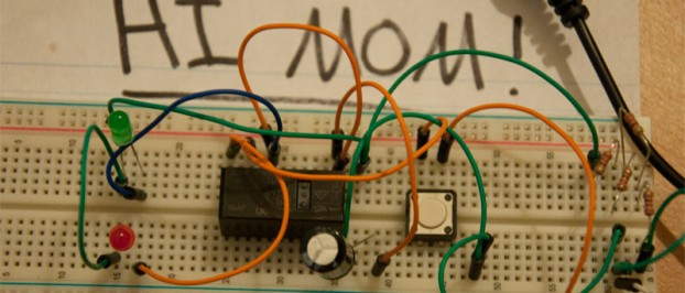 Make Electronics Relay Oscillator