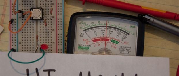 Make Electronics Transistor Switching