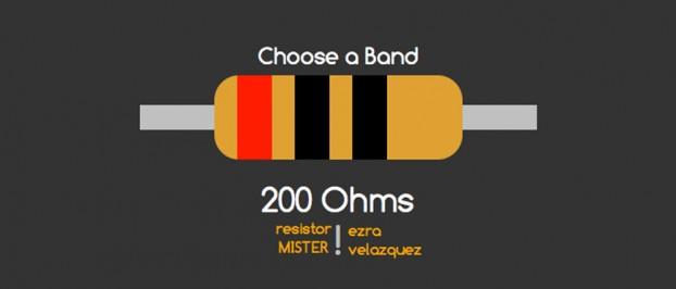 resistor mister