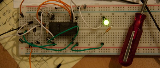 Make Electronics Intrusion Alarm Revisited